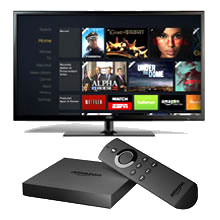 Amazon Fire TV Device